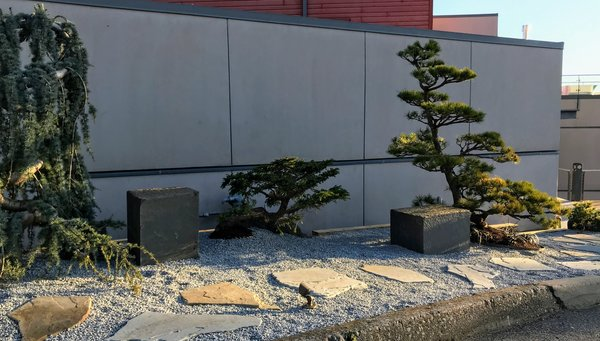 Photo 2 Of 3 In Minimalist Japanese Dry Garden By Ross Nw Watergardens Dwell