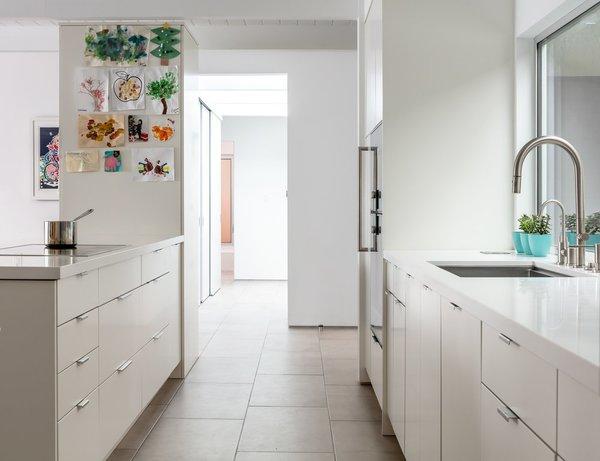 kitchen porcelain tile floors design