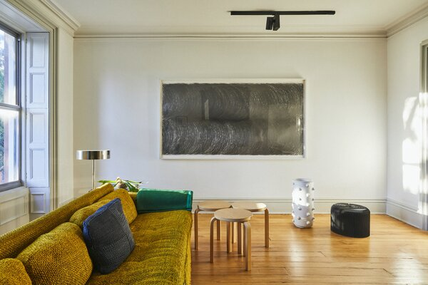 living room track lighting design