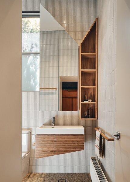 Best 60 Modern Bathroom Walls Design Photos And Ideas Dwell