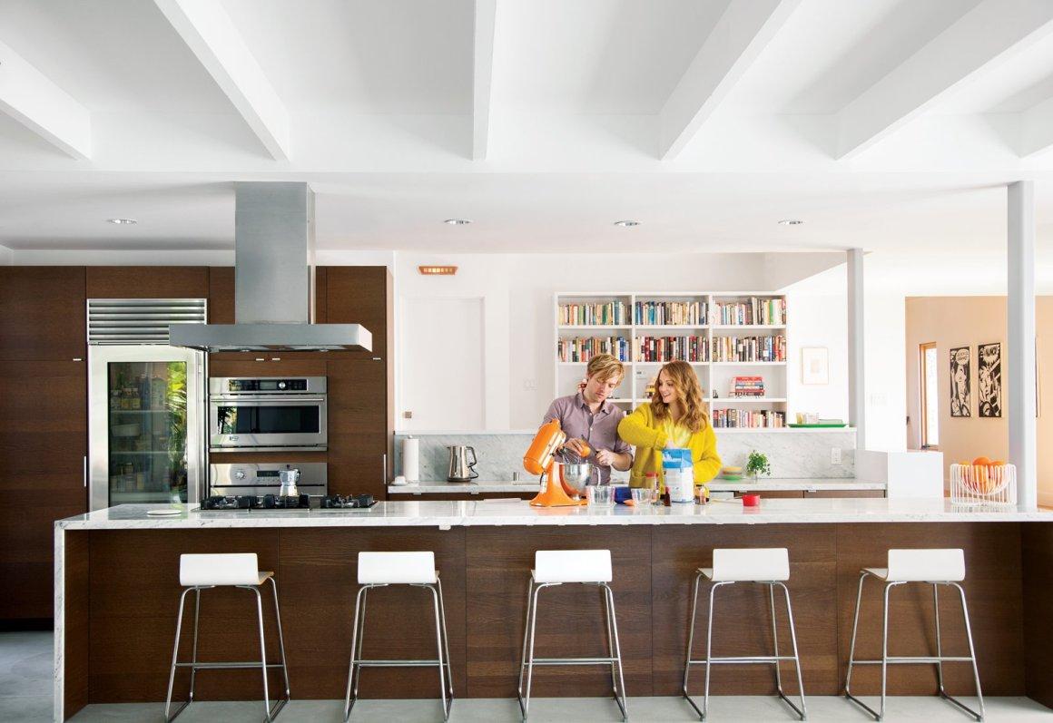 10 best modern kitchens - dwell