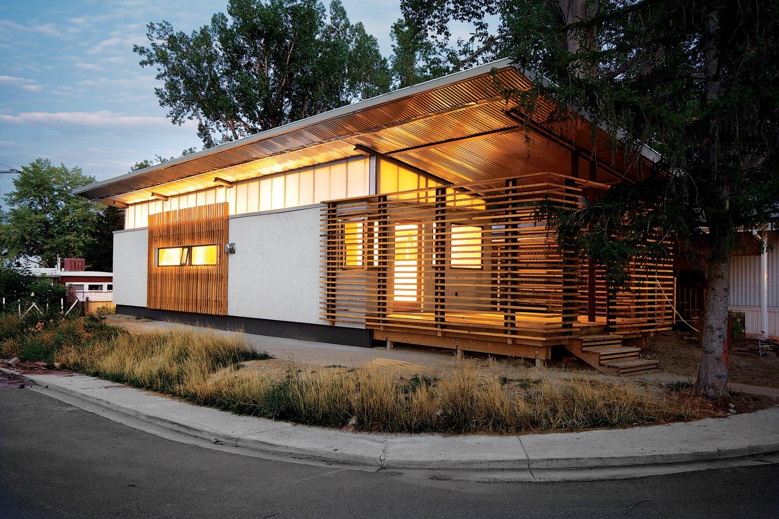 Best Kitchen Gallery: 6 Modern Modular Homes We Love In Colorado Dwell of Modular Home Modern  on rachelxblog.com