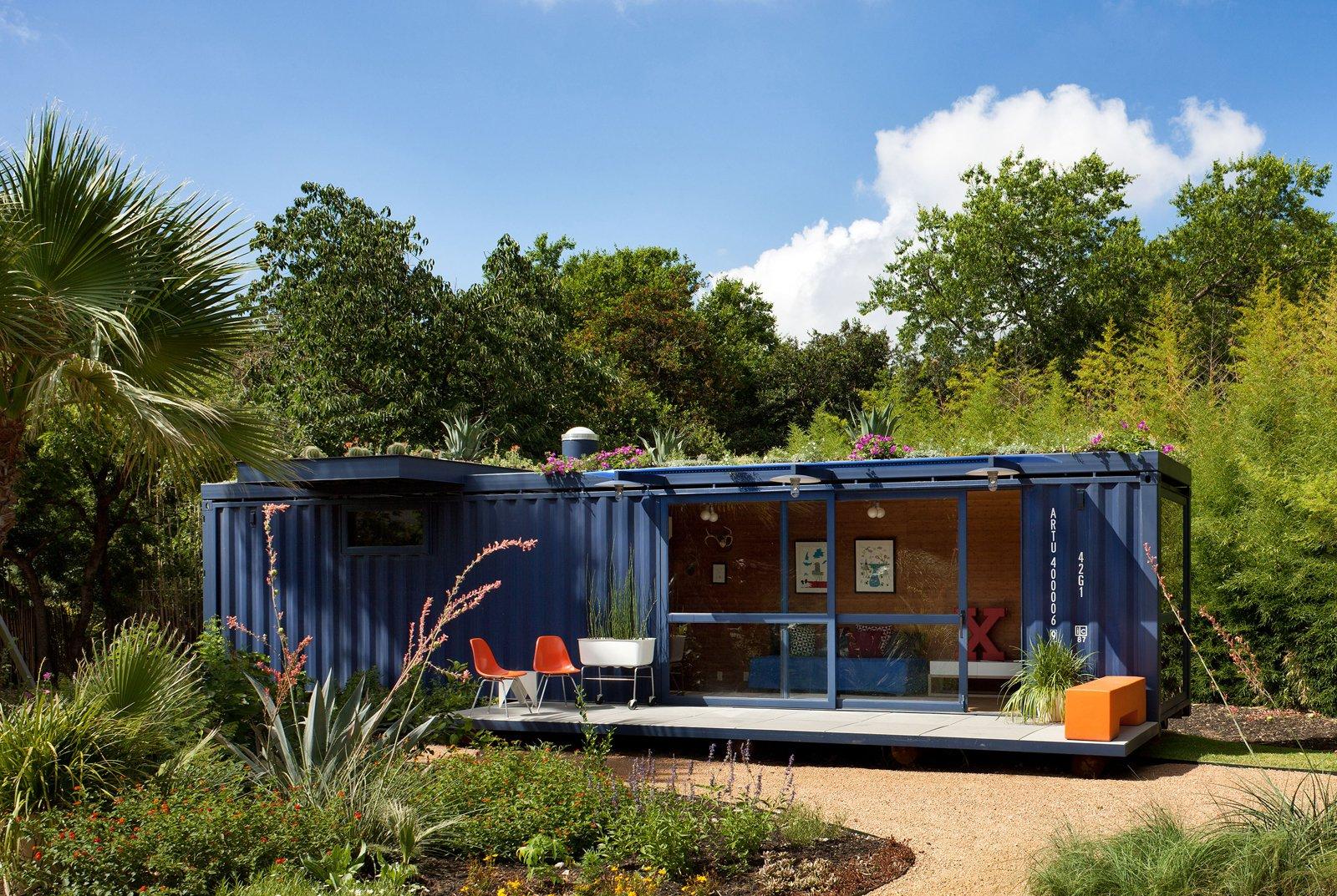 Best Kitchen Gallery: 10 Shipping Container Homes You Can Buy Right Now Dwell of Shipping Container Home  on rachelxblog.com