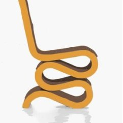 Frank Gehry Chair Ikea Childrens A Pile Of Scrap Cardboard Inspired S Iconic Collection