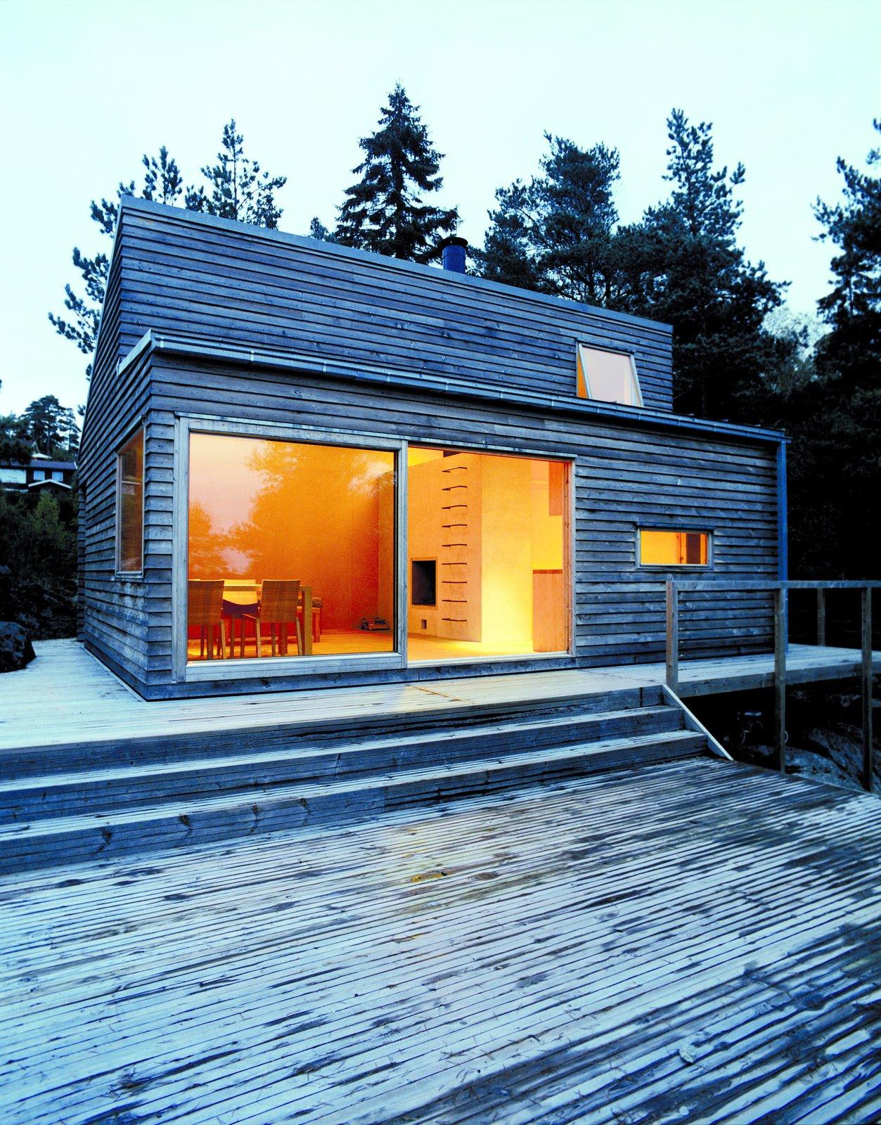 A Prefab Cabin In Norway Dwell