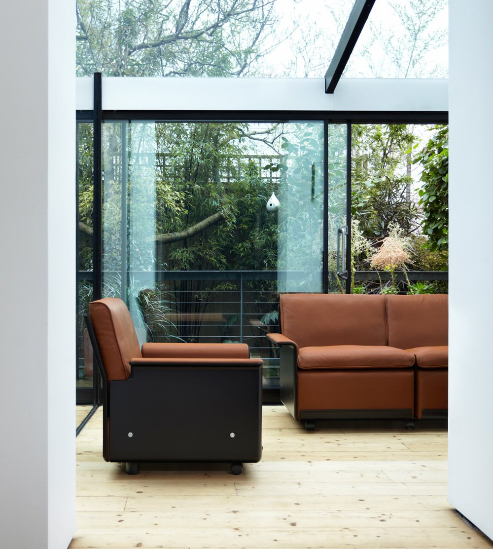 chair design program patterned fabric recliner chairs vitsœ brings back dieter rams 620 dwell