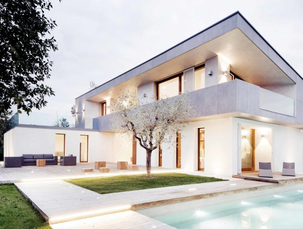 Exquisitely Modern Homes In Italy - Dwell