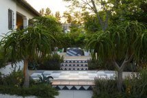 Modern Gardens Freshen Traditional Homes - Dwell
