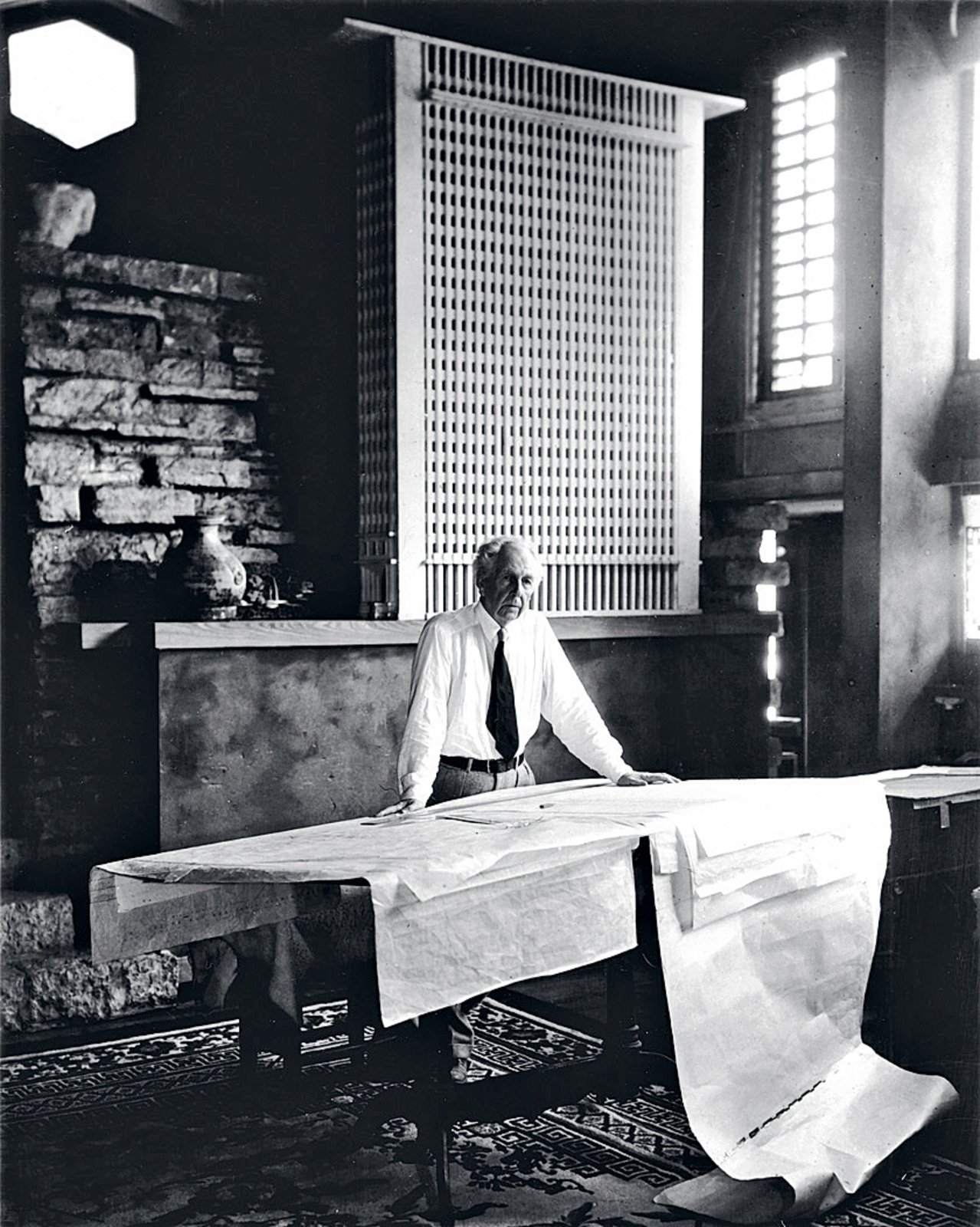 Dwell Reflects On Frank Lloyd Wright In Honor Of The 150th