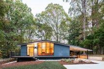 Elegantly Renovated Midcentury Home In Raleigh Asks