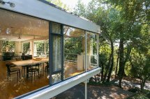 3 Of 21 In Amazing Tree-covered Glass House