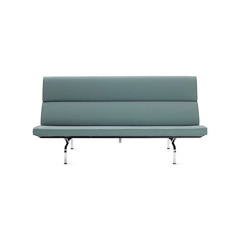 eames sofa compact chaise lounge dfs by design within reach dwell
