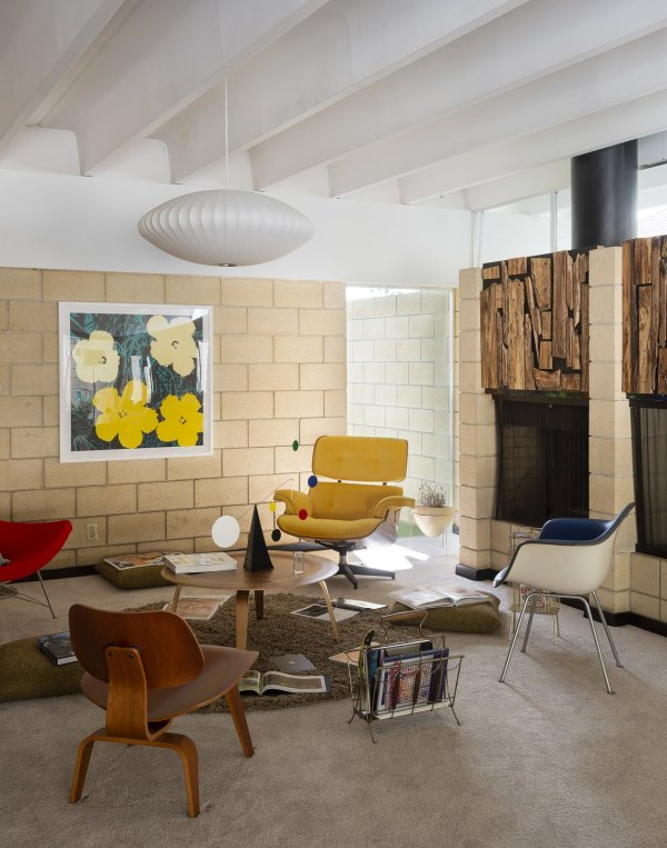 1 Of 25 In Pop Art Street And Space Age Furniture Collide Painter Midcentury