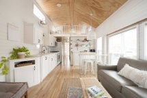 860-square-foot Tiny Home Summer Haven