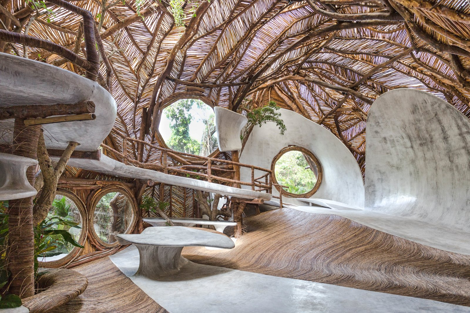 Design Digest A Guggenheim Gallery in Tulum a Donated Frank Lloyd Wright House and More  Dwell