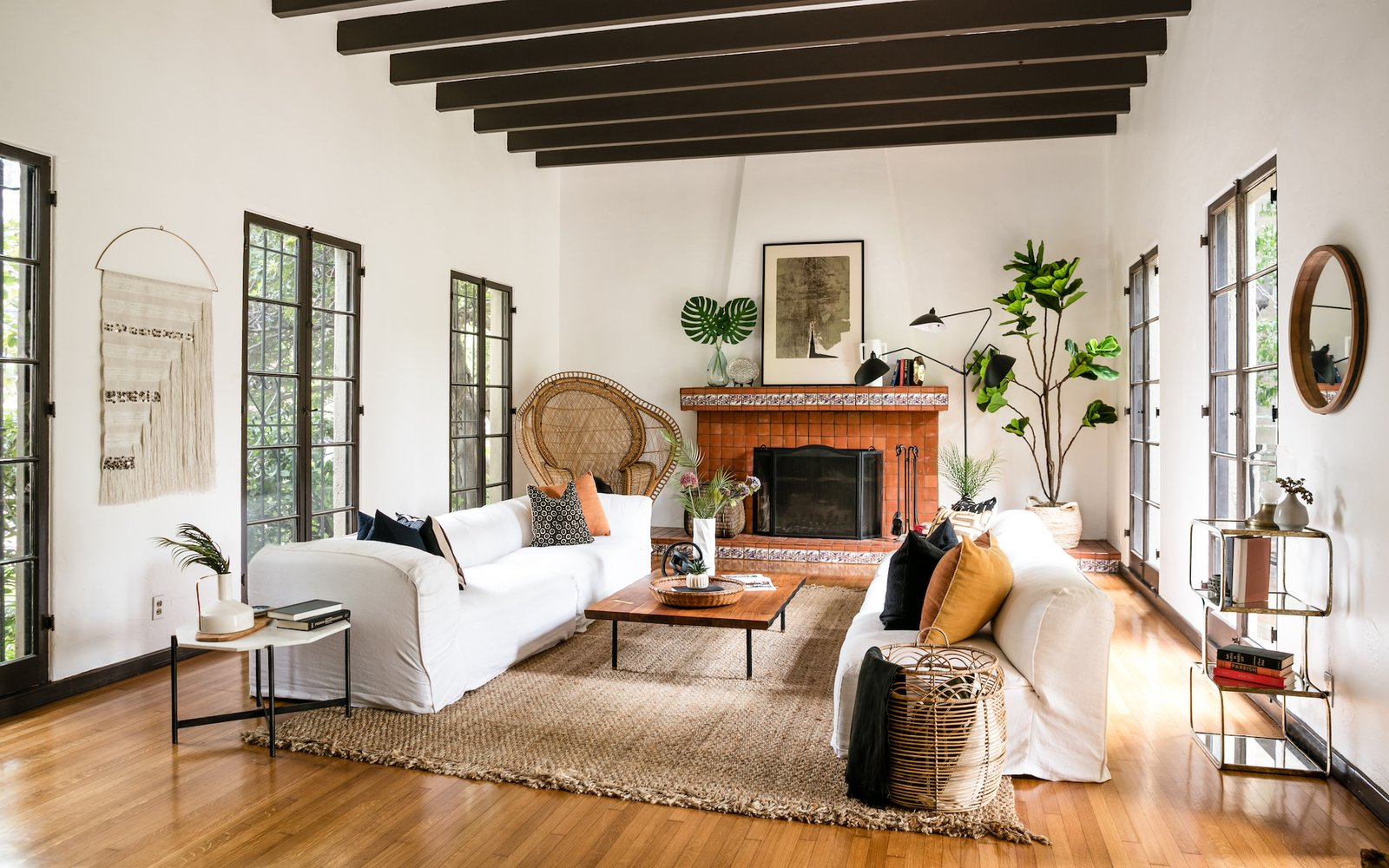 Own This Spacious Spanish Revival Home In LA For 295M