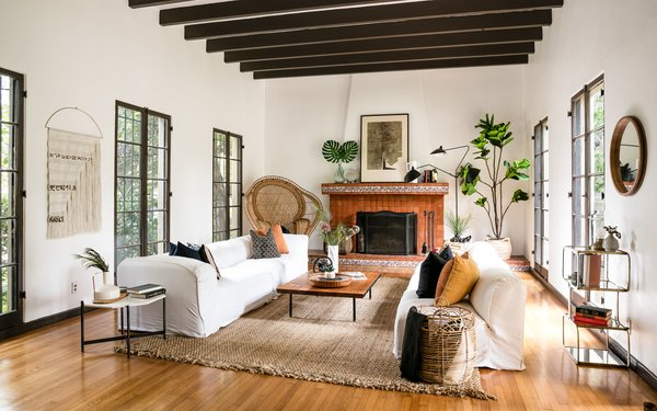 Own This Spacious Spanish Revival Home in LA For 295M  Dwell
