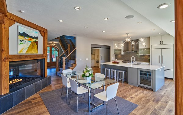 photo 3 of 9 in modern farmhouse by