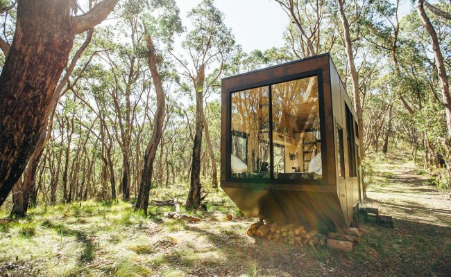 Unplug At This Off Grid Tiny Home In South Australia Dwell