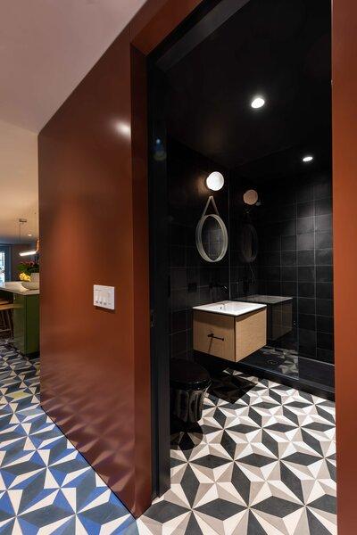 modern bathroom lighting design photos
