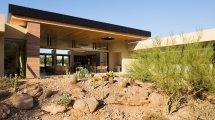 Modern Desert Home Design Plans