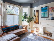 Eclectic San Francisco Home Of Knot Artist Windy Chien