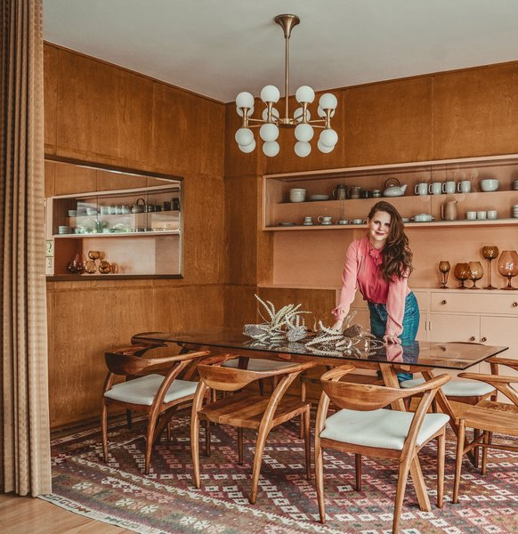 Kitchy Kitchen Claire Thomass Brentwood Home  Dwell