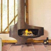 Focus Fireplace Heterofocus 1400 - Dwell