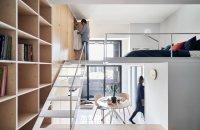A Tiny Taipei Apartment Pursues Muji-Like Minimalism For ...