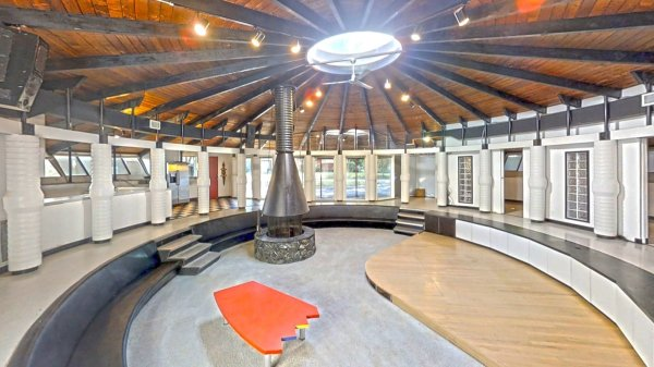 Bruce Goff Quirky House Hits Market 180k