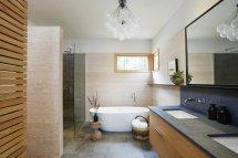 Modern Home Design Bathroom