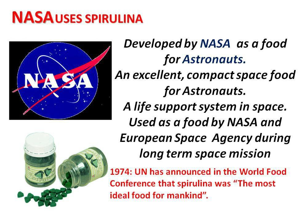 Image of Nasa - Complete and Balanced Nutrients