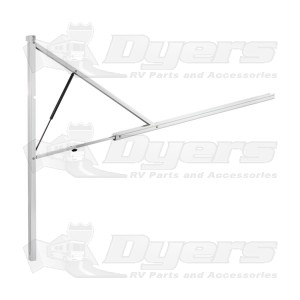 Dometic 9100 Power Awning Standard Arm and Hardware