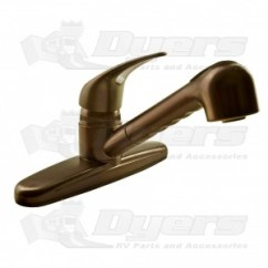 Rv Kitchen Faucets Breakfast Bars Dura Non Metallic Pull Out Oil Rubbed Bronze Faucet