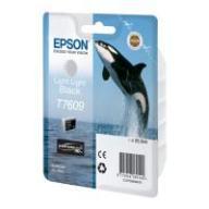 ΓΝΗΣΙΟ ΜΕΛΑΝΙ EPSON T7609 LIGHT LIGHT BLACK ΜΕ OEM:C13T76094010