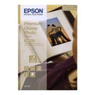 ΓΝΗΣΙΟ EPSON PREMIUM GLOSSY PHOTO PAPER A6 (10 X 15CM) 40 ΦΥΛΛΑ ΜΕ OEM : S042153