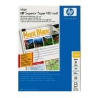 ΓΝΗΣΙΟ ΧΑΡΤΙ HEWLETT PACKARD A4 SUPERIOR INKJET PAPER MATT 100 ΦΥΛΛΑ ME OEM: Q6592A