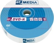 MY MEDIA DVD-R 4.7GB X16 WRAP 10PCS