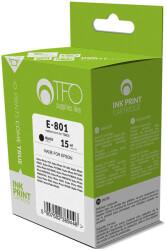 ΜΕΛΑΝΙ TFO E-801 ΣΥΜΒΑΤΟ ΜΕ EPSON T0801 13ML