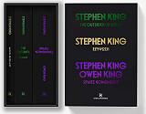 ΚΑΣΕΤΙΝΑ STEPHEN KING-THE OUTSIDER-ΕΞΥΨΩΣΗ-ΩΡΑΙΕΣ ΚΟΙΜΩΜΕΝΕΣ