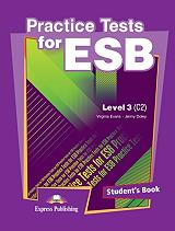 PRACTICE TEST ESB LEVEL 3 STUDENTS BOOK