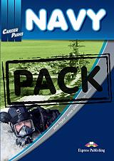 CAREER PATHS NAVY STUDENTS BOOK (+ AUDIO CDS) - UK VERSION