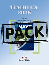 CAREER PATHS NAVY TEACHERS BOOK (+ STUDENTS BOOK & AUDIO CDS) - UK VERSION