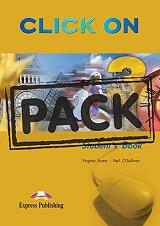 CLICK ON 3 STUDENTS BOOK PACK (+AUDIO CD)
