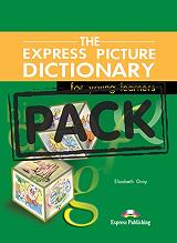 THE EXPRESS PICTURE DICTIONARY FOR YOUNG LEARNERS STUDENTS BOOK (+ ACTIVITY BOOK +AUDIO CDS)
