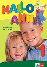 HALLO ANNA 1 ΚURSΒUCΗ+CD (ΒΙΒΛΙΟ ΜΑΘΗΤΗ)
