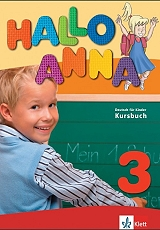 HALLO ANNA 3 ΚURSΒUCΗ+CD (ΒΙΒΛΙΟ ΜΑΘΗΤΗ)