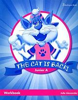 THE CAT IS BACK JUNIOR A WORKBOOK