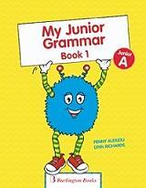 MY JUNIOR GRAMMAR BOOK 1