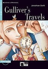 GULLIVERS TRAVELS + CD AUDIO